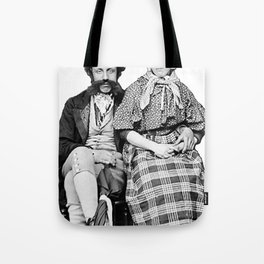 Welsh Couple  Tote Bag