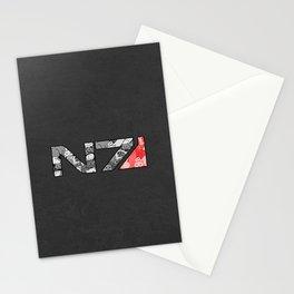 """My Favorite Things"" N7 Stationery Cards"