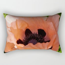 Poppy Rectangular Pillow