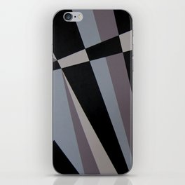 Razzle Dazzle Camouflage Graphic Art iPhone Skin