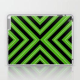 series 1 Green Laptop & iPad Skin
