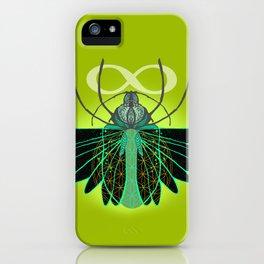 Scarab iPhone Case