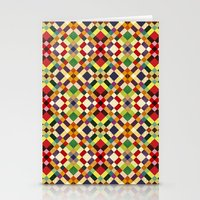 pixel Stationery Cards featuring Pixel by Goncalo Viana