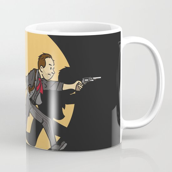 TinTinfinite Mug