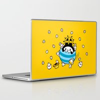 easter Laptop & iPad Skins featuring easter easter easter.... by Ziqi