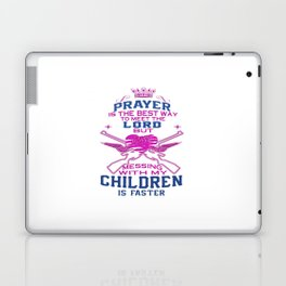 Messing with my Children Laptop & iPad Skin
