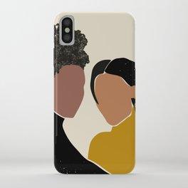Black Love No. 1 iPhone Case
