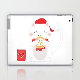 Happy Cat Laptop & iPad Skin