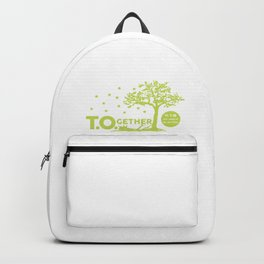 T.O.gether - Honoring Borderline Shooting Victims Backpack
