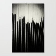STEEL & MILK Canvas Print