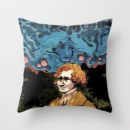 De la Symphonie Throw Pillow
