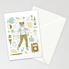 The Scholar Stationery Cards
