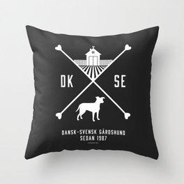 Since 1987 - white Throw Pillow