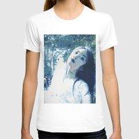 jasmine T-shirts featuring Jasmine by Leyla Kiran
