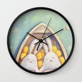 Something about Love Wall Clock