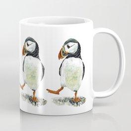 Dancing puffin Coffee Mug