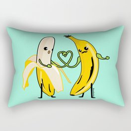 Love between men Rectangular Pillow