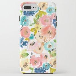 Floral POP #1 iPhone Case