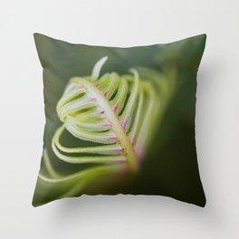 Furl Throw Pillow