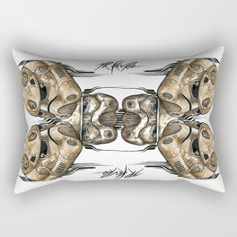 ZOMBIE IMPERIAL TROOPER  Rectangular Pillow
