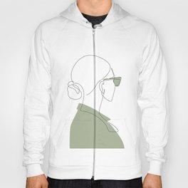 Matcha Style Line Hoody