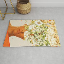 SuperFlowerHead Rug