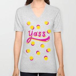Yass Unisex V-Neck