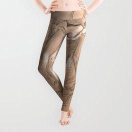 Well-behaved women rarely make history Design  Leggings