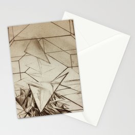 Existential Breakthrough Stationery Cards