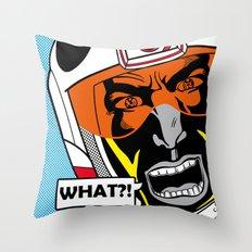 Star Wars Pop Art - Battle Throw Pillow