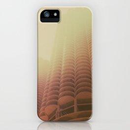 Marina City iPhone Case
