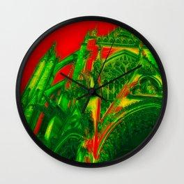 Pop Dome Wall Clock