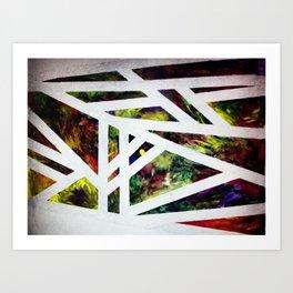 Sector Z Art Print