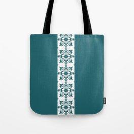 Moroccan Clover Tote Bag