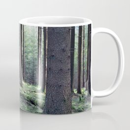 Between the trees Coffee Mug