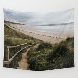 A day at the beach - Landscape and Nature Photography Wall Tapestry