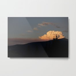 Day of the Fire 2 Metal Print