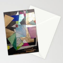 Lost in The States of Mind Stationery Cards