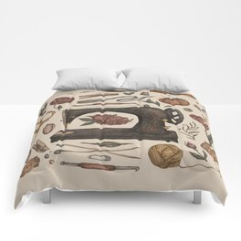 Sewing Collection Comforters