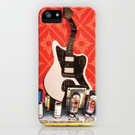 Bent Jag iPhone Case
