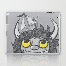 My Moishe (Grayscale) Laptop & iPad Skin