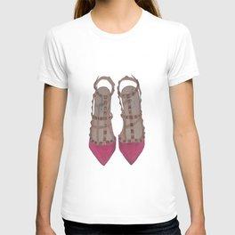 Rockstud Shoes T-shirt