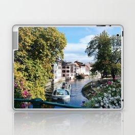 Strasbourg River View Laptop & iPad Skin