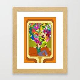 Janie Kidshow Framed Art Print