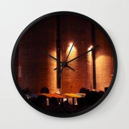 Silo6 Wall Clock