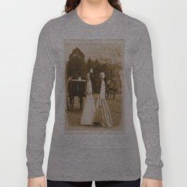 Strolling on the Battlefield Long Sleeve T-shirt