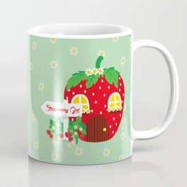 Strawberry Girl Coffee Mug