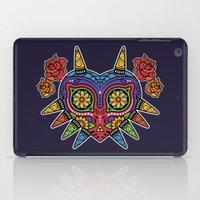 majora iPad Cases featuring El Dia de la Majora by Marco Mottura - Mdk7