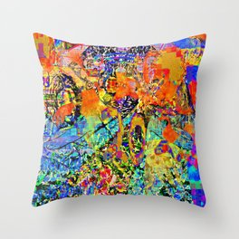 On The Horizon [A Brand New Experiment Series] Throw Pillow