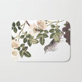 Blackberry Patch Bath Mat